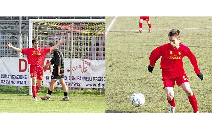 Calcio serie D, la finale play-off tra Imolese e Forlì metterà di fronte gli amici Raffaele Franchini e Dario Bettini