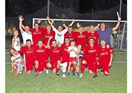 Calcio a 7, al via la 29^ edizione del torneo di Sasso Morelli