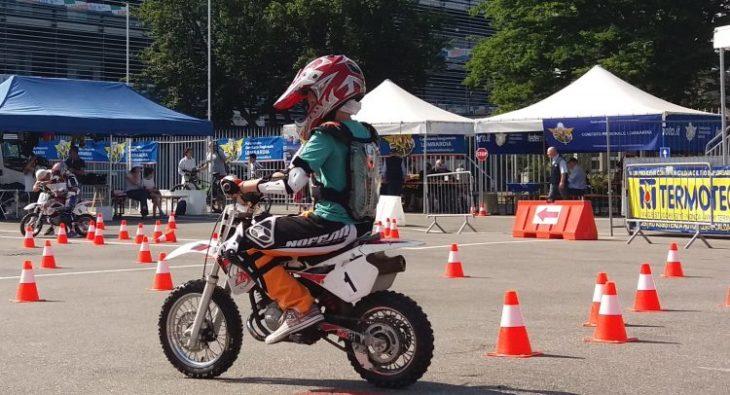 Avviamento al motociclismo: il progetto Hobby Sport di Fmi (e un appuntamento a Bologna)