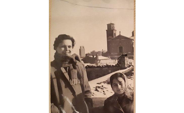 Palazzo Liverani, la testimonianza di Augusta Mingazzini e i suoi ricordi di bambina