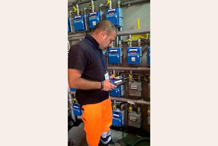 Nuovi contatori elettronici del gas per 2500 utenze delle frazioni medicinesi