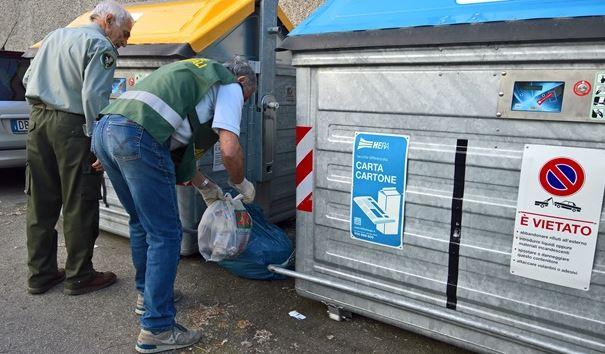 La missione quotidiana delle Guardie ambientali, fra rifiuti e tutela del territorio
