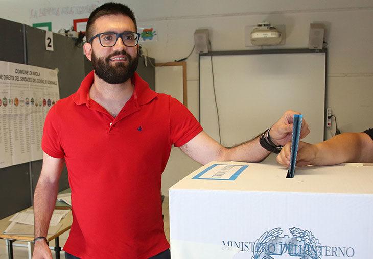 """#ElezioniImola2018, Filippo Samachini (Sinistra unita): """"Speravo in qualche voto in più…"""""""