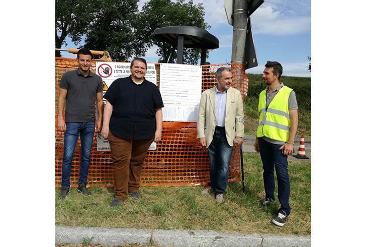 Fibra ottica a Ponte Rizzoli e Quaderna grazie all'accordo tra Comune, Lepida e aziende ozzanesi