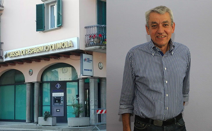 Chiusura della filiale del Bpm, il sindaco di Fontanelice Athos Ponti continua lo sciopero della fame