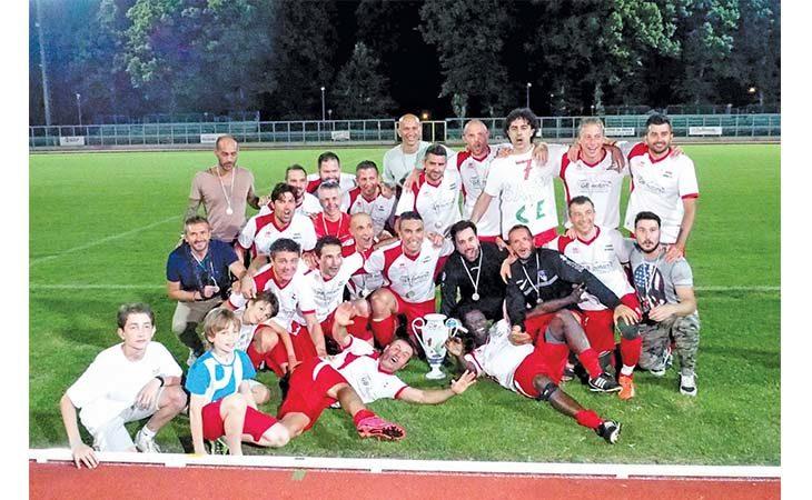Calcio Amatori Csi, Sasso Morelli è campione per la settima volta
