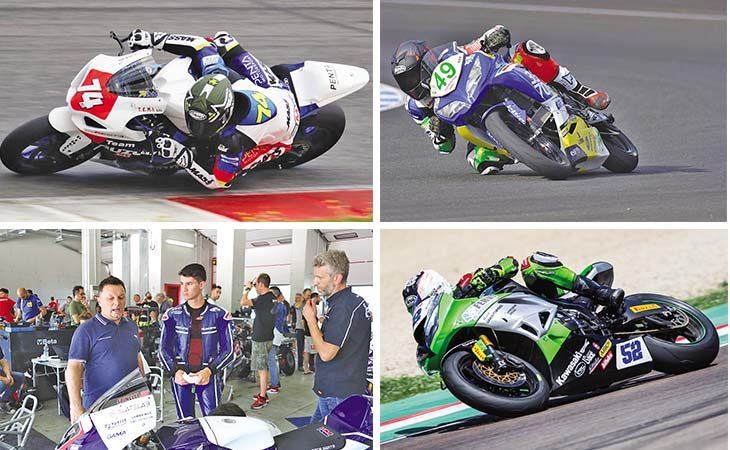 Motociclismo, nel weekend il Civ sbarca all'autodromo di Imola. Orari delle gare e informazioni sui biglietti