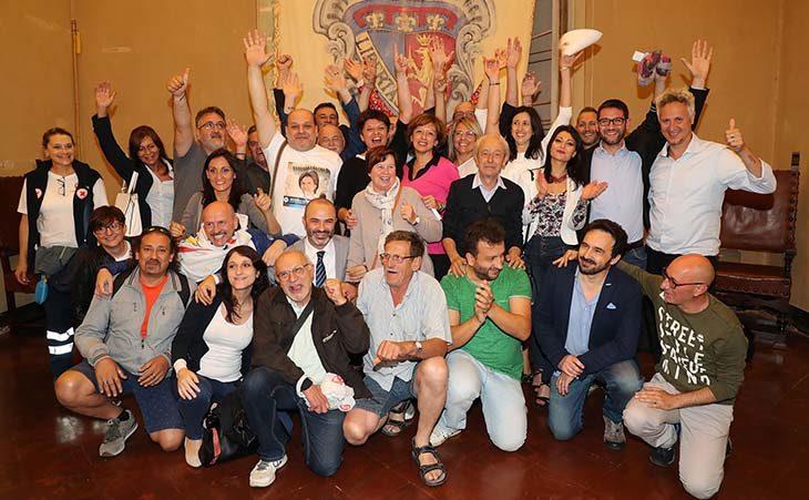"""#ElezioniImola2018, la neo-sindaca Sangiorgi: """"Sarò la sindaca di tutti'. La grande sconfitta Cappello: """"Si sono saldati gli elettorati'"""