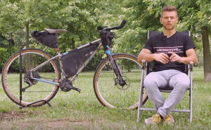 In bici dal Canada al New Mexico per 4.400 km, il medicinese Stefano Romualdi è arrivato decimo alla «Great Divide»