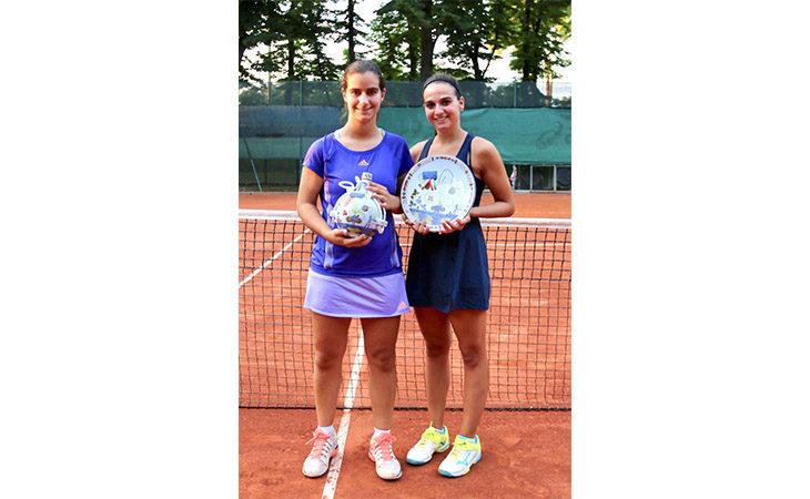 Tennis, l'imolese Chiara Arcangeli si aggiudica il «Ricci». Tra gli uomini Filippo Di Perna si arrende in finale