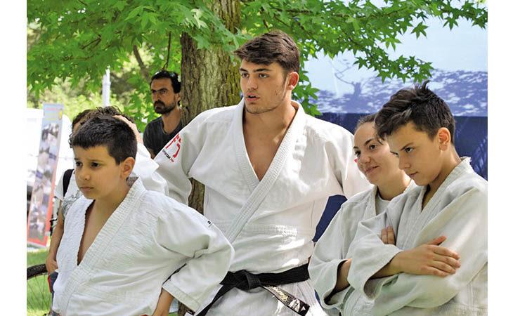 Judo, l'imolese Leonardo Carnevali agli Europei Under 18 di Sarajevo