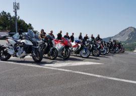 MVisti Romagnoli per la MV Agusta: un gruppo, un evento!