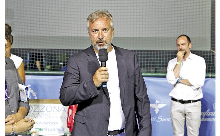 Tennis, intervista a Massimiliano Narducci a pochi giorni dal via degli Internazionali di Imola
