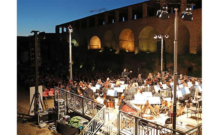 La Filarmonica Toscanini salirà sul palco della Rocca per il primo evento dell'Erf a Imola