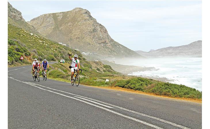 «La mia Africa», la famosa corsa Cape Argus raccontata dal giornalista-ciclista Nino Villa