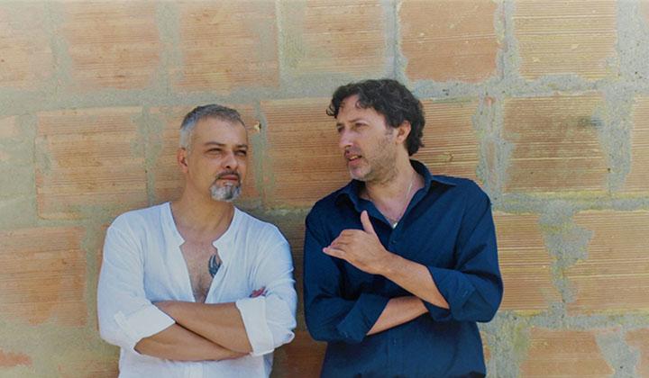 Claudio Bolognesi e Roberto Montefusco presentano il loro album domani sera all'Arena