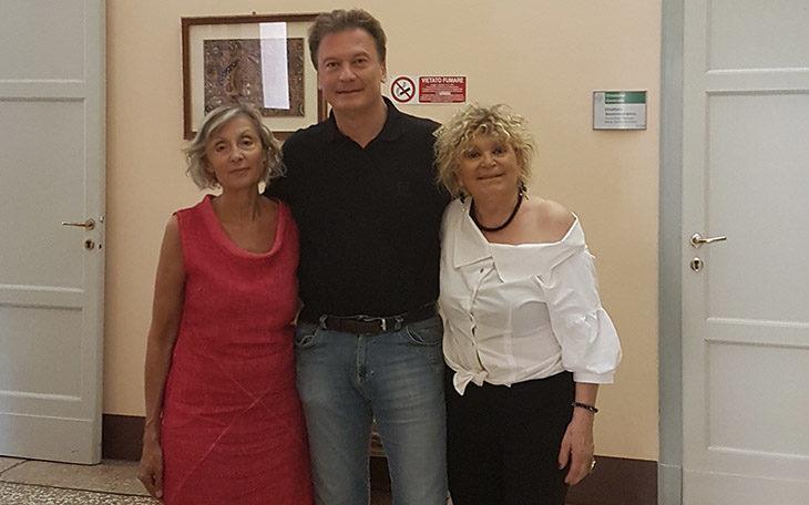 """Camminando sotto le stelle, altri 1500 euro da """"Rina e le sue amiche' per l'Urologia imolese"""