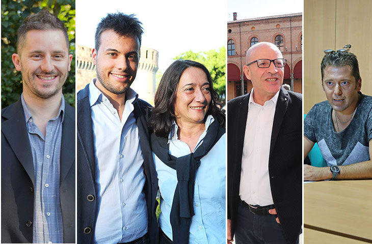Consiglio comunale, pronti gruppi e capigruppo: Favilli (M5s), Panieri (Pd), Carapia (Lega), gruppi a sé per Cappello e Palazzolo