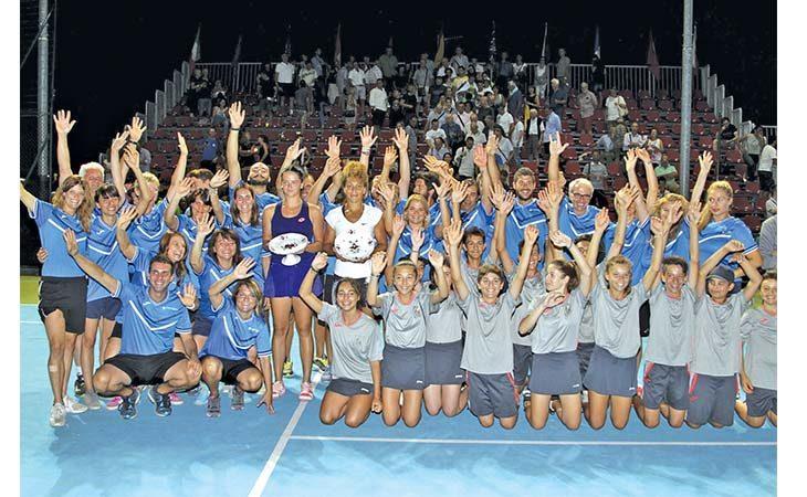 Tennis, al Tozzona Park domani il via degli Internazionali di Imola