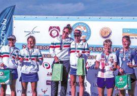 Beach tennis, la dozzese Sofia Cimatti è la nuova campionessa europea