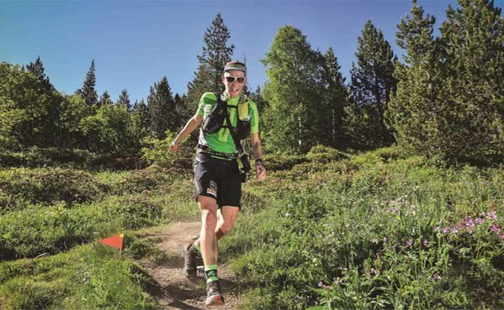 Ultra Trail, l'imolese Gianluca Galeati secondo ad Andorra nei 170 km della Ronda dels Cims