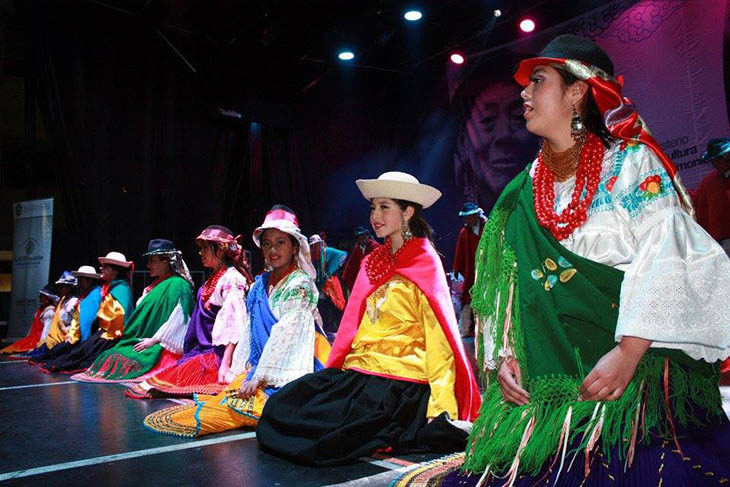 Folclore da Ecuador, Polonia e Nuova Zelanda con il festival dei Canterini e danzerini imolesi