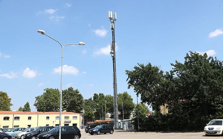 Iliad sbarca a Imola, fioriscono le antenne: nove impianti e 14 aree di ricerca per il 2018