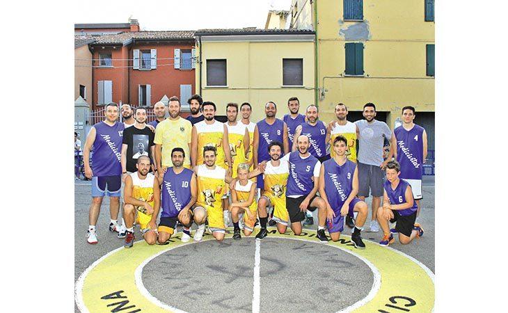 Basket, la Medicivitas trionfa al Torneo del Bar di Medicina. Paolo Testi miglior realizzatore