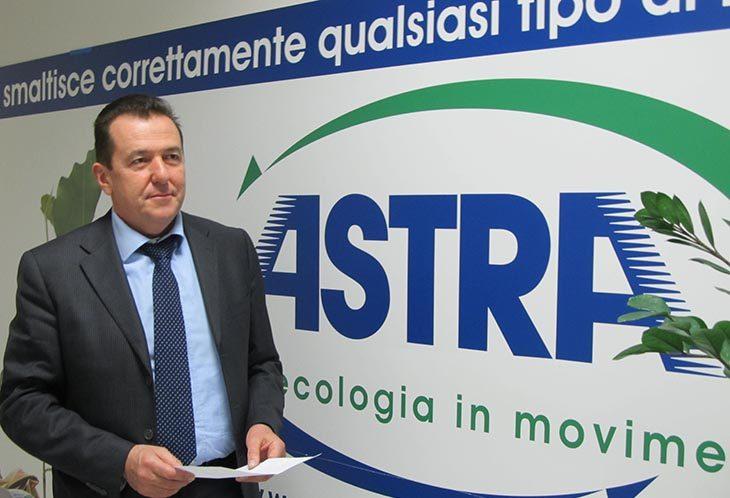 Servizi ambientali, l'allarme del consorzio Astra: urge una soluzione per lo smaltimento dei rifiuti delle imprese