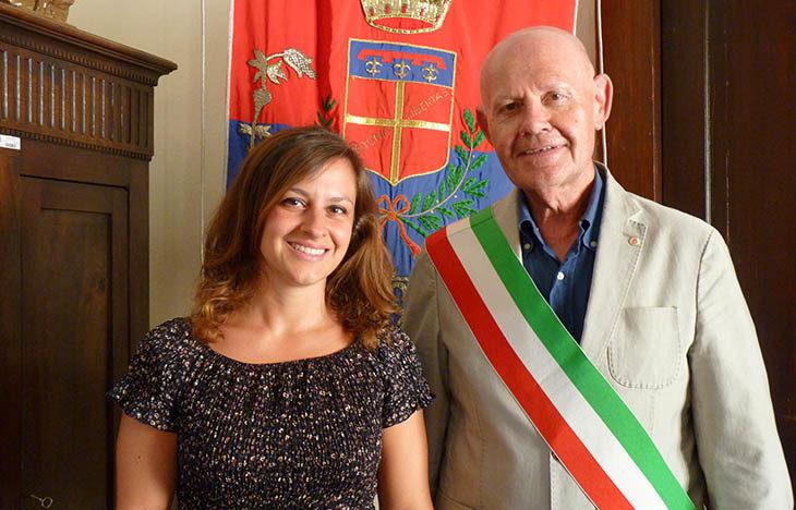 Cambio nella Giunta Rambaldi, Francesca Zandi all'Ambiente al posto di Maria Elena Chiocchini