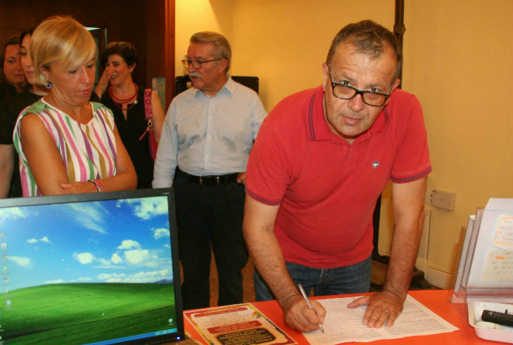Castel San Pietro, al via la raccolta firme per il disegno di legge sull'educazione alla cittadinanza nelle scuole