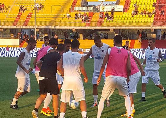 L'Imolese ha perso 3-1, ma esce a testa alta da Benevento e dalla Coppa