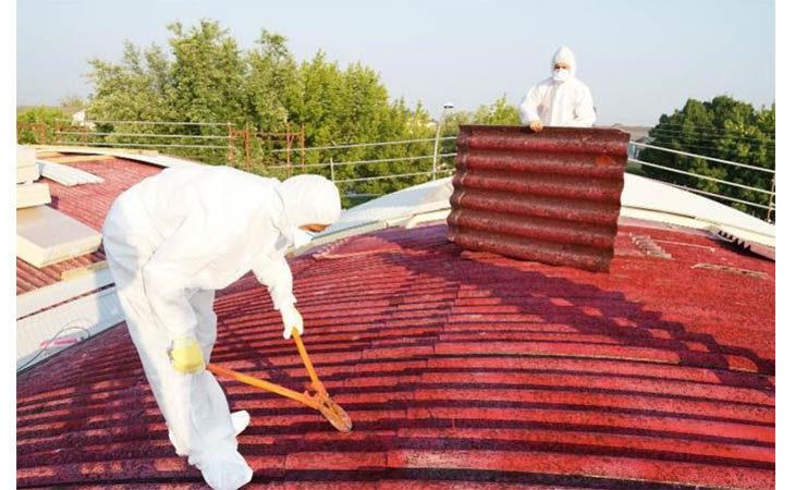Ambiente, stanziati circa nove milioni di euro per la rimozione dell'amianto da scuole e ospedali in Emilia-Romagna