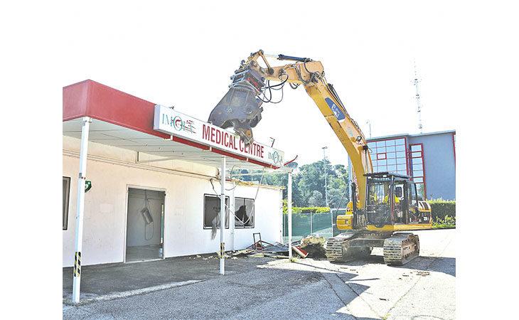 All'autodromo Centro Medico demolito, il nuovo sarà all'avanguardia