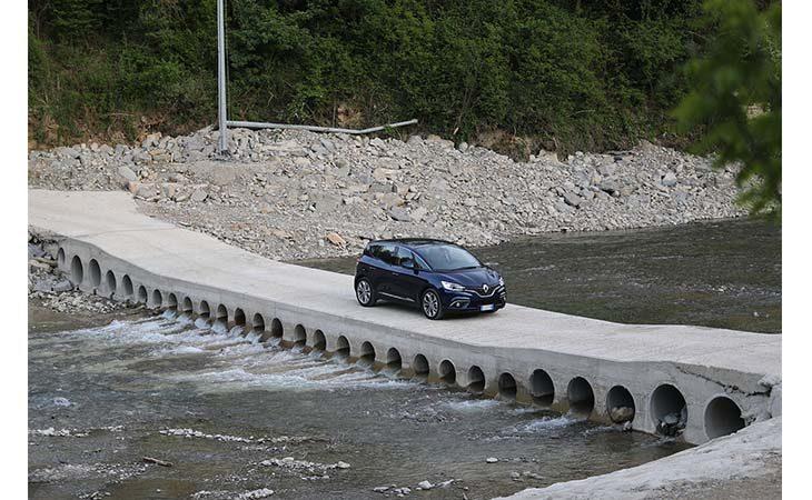 Carseggio, il nuovo ponte in via Macerato sarà realizzato nel 2019