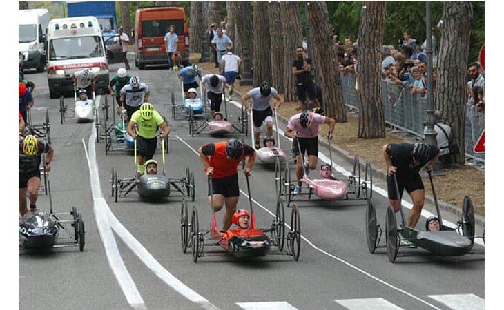 Carrera Autopodistica, annullata per maltempo la Superpole alle Terme. Domenica le prove ufficiali