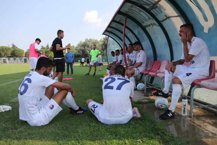 Imolese, 0-0 col Rimini, il passaggio di turno si deciderà contro il Ravenna
