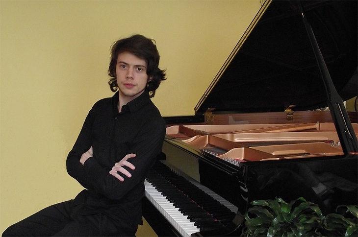 Beethoven, Chopin e non solo: il pianista Lorenzo Mazzola in concerto a tossignano per l'Erf