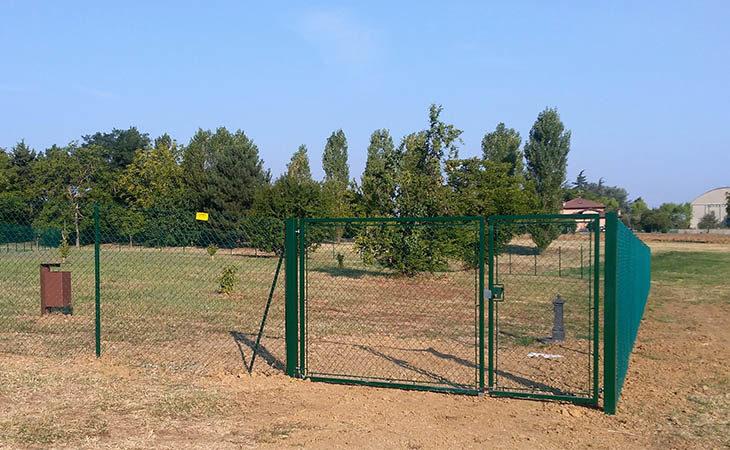 Inaugura domani a Ozzano la nuova area dedicata agli «amici a 4 zampe»