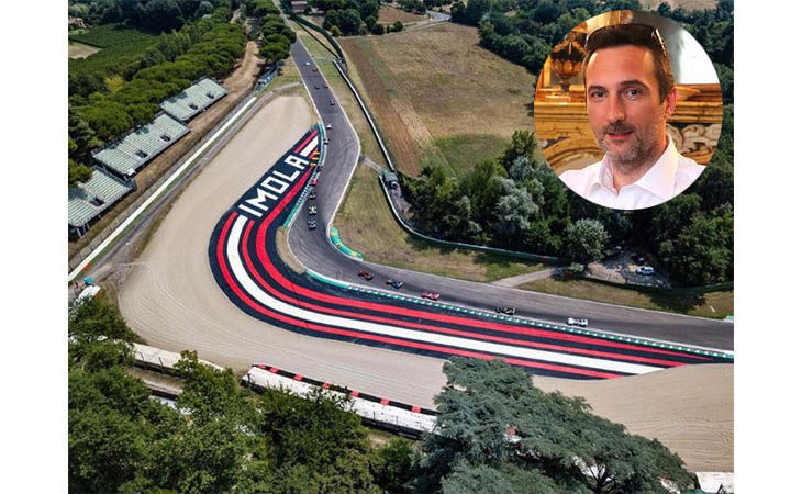 Gran Premio di F1 a Imola, la dichiarazione dell'assessore allo Sport e all'Autodromo Maurizio Lelli