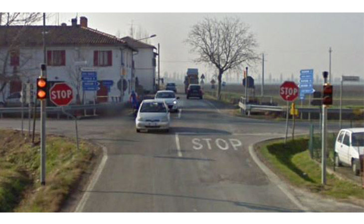 Dal 5 settembre entrerà in funzione il semaforo nell'incrocio tra via Correcchio e via Nuova