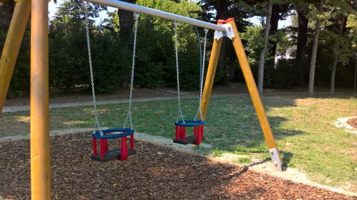 Imola, nuovo parco giochi all'Osservanza