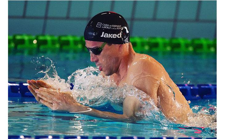 Europei di nuoto, Fabio Scozzoli conquista l'argento nei 50 rana