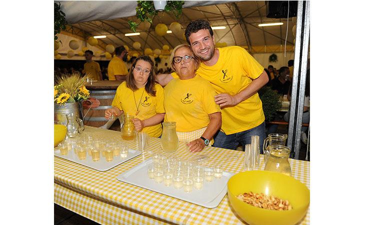 Tutta Codrignano si è vestita… di giallo per la Festa del Garganello. IL VIDEO