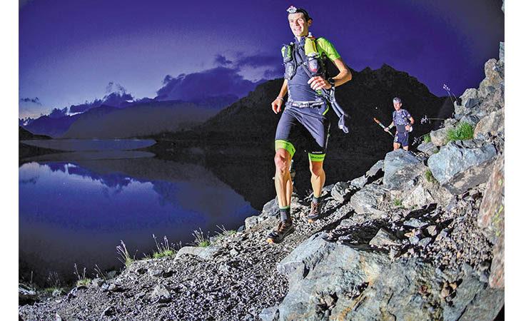 L'ultra-runner imolese Gianluca Galeati e il richiamo della montagna. Oggi inizia il suo sesto Tor des Geants