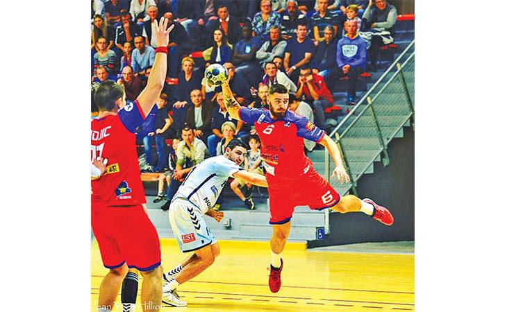 Pallamano, il «francese» Davide Bulzamini è già pronto all'esordio in campionato