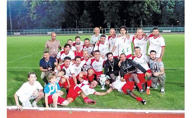Calcio amatori Csi, oggi riparte la caccia ai campioni del Sasso Morelli