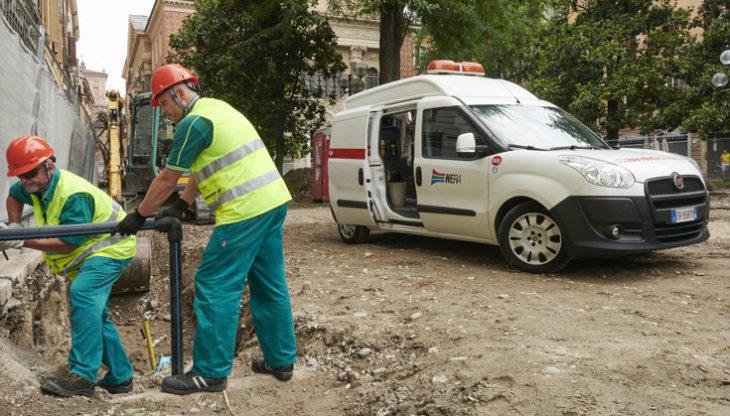 Arrivano i tubi in plastica riciclata: Hera e Aliplast portano a Imola il futuro dell'economia circolare