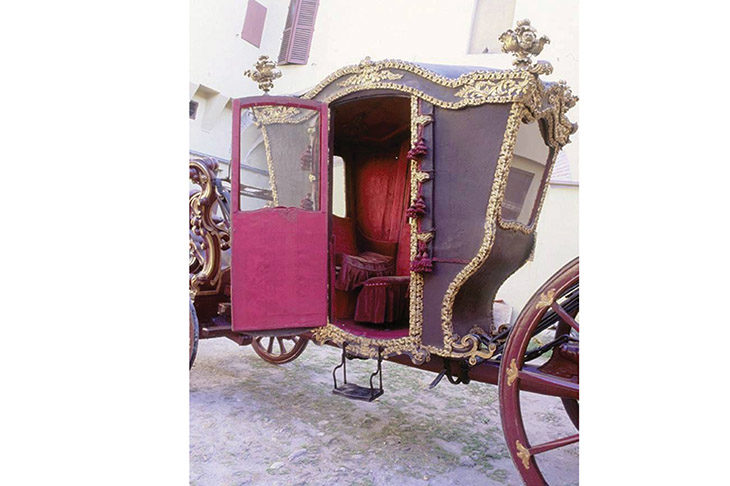 Il Museo diocesano si amplia con uno spazio dedicato alle carrozze