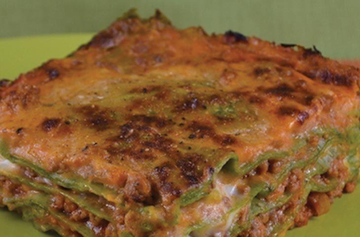 Il gusto della lasagna e quello del Sangiovese al centro sociale di Fabbrica
